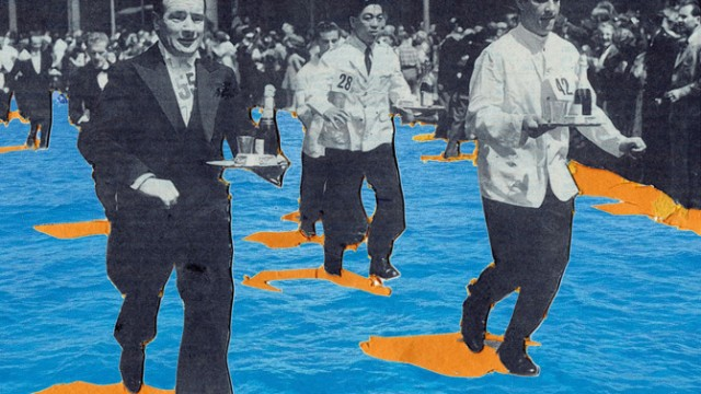 Image: Serra Tensel and Duval Timothy, 'Running Water'.