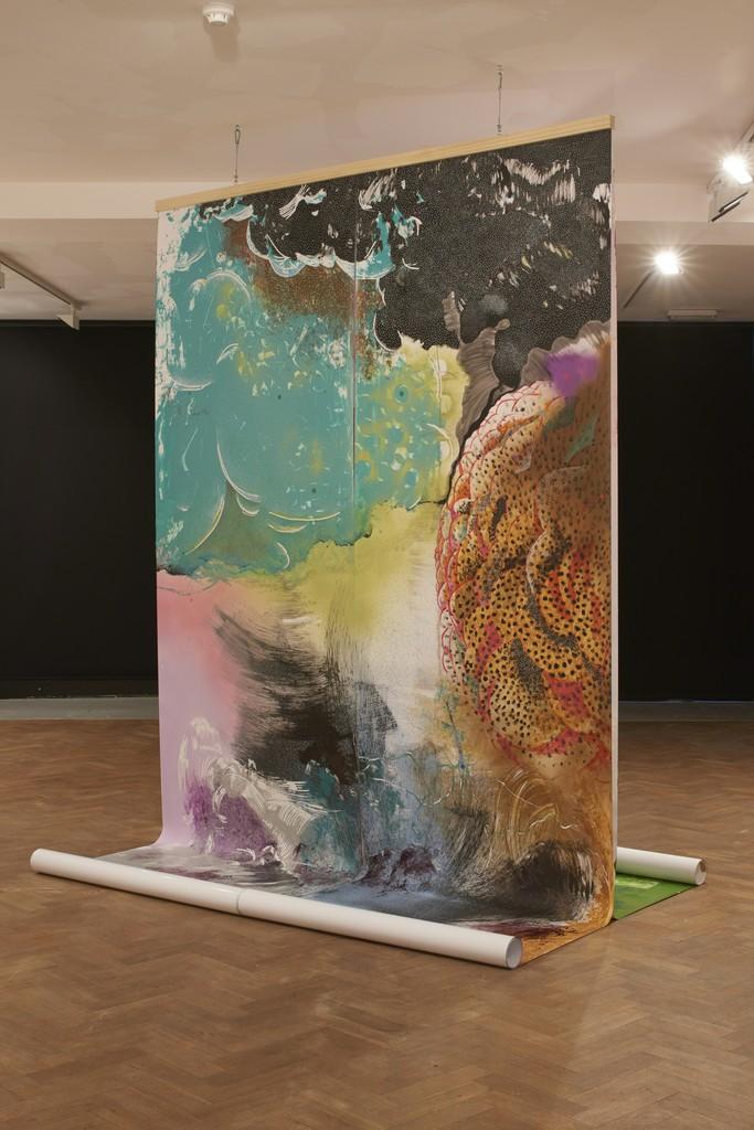 Robel Temesgen Adbar V, 2015 Tiwani Contemporary